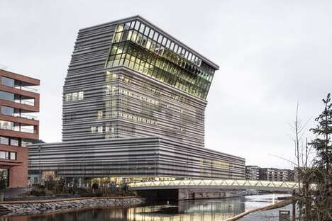 Distorted Architectural Designs