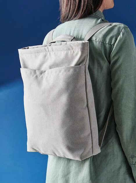 Convertible Tote Backpacks