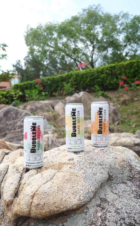 Antioxidant-Packed Hard Seltzers