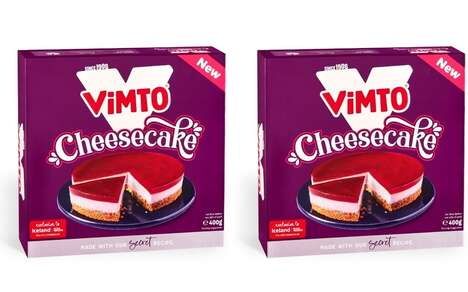 Soft Drink-Inspired Cheesecakes