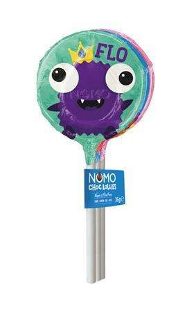 Free-From Chocolate Lollipops