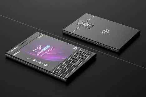 Next-Gen Business Smartphones