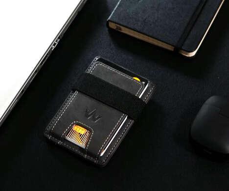 Expandable Quick-Access Wallets