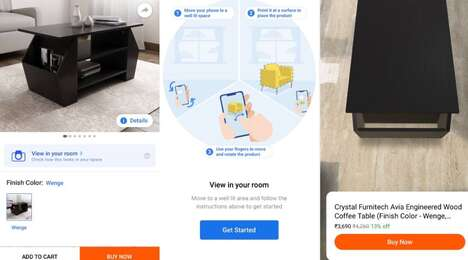 AR-Powered Shopping Apps