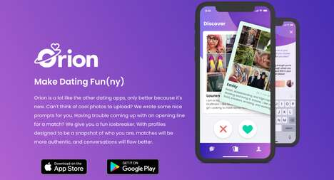 User-Friendly Dating Apps