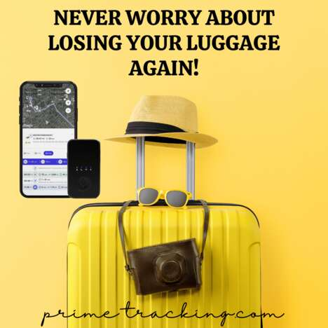 Luggage Tracking Gear