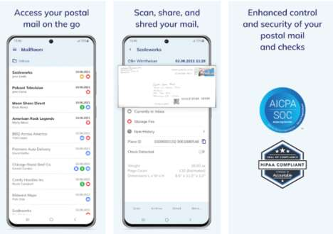 Remote Mail Management Apps