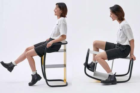 Playfully Multifunctional Seats