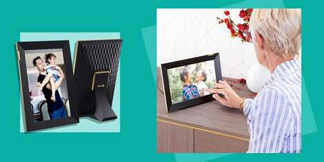 Wifi Picture Frames