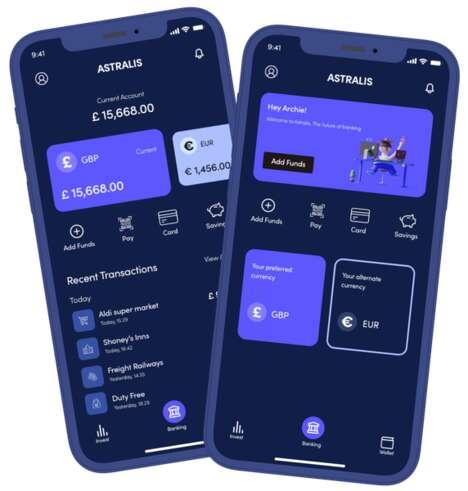Cryptocurrency Banking Platforms