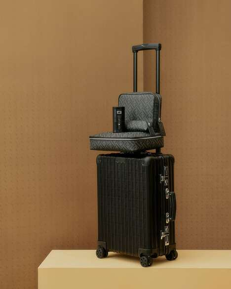 Fashion-Inspired Luxe Suitcases