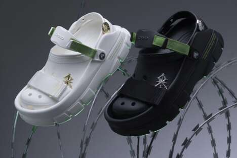 Padded Protector Sandals