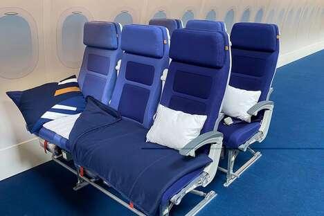 Airplane Sleeper Seats