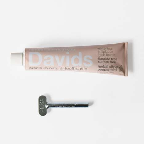 Eco-Conscious Natural Toothpaste