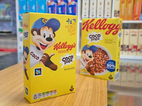 Accessible Cereal Packaging