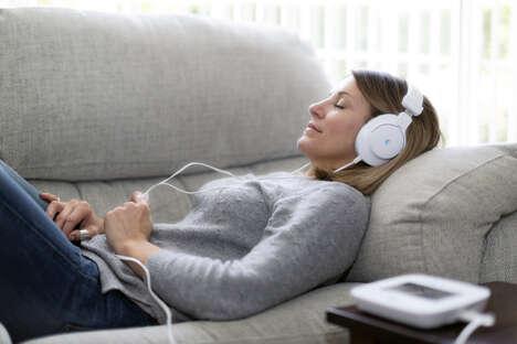 Medical-Grade Tinnitus Headphones