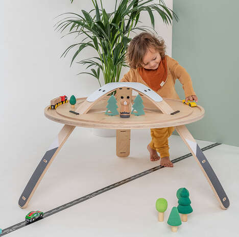 Three-in-One Child Activity Centers