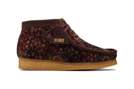 Carpet-Themed Slip-On Shoes