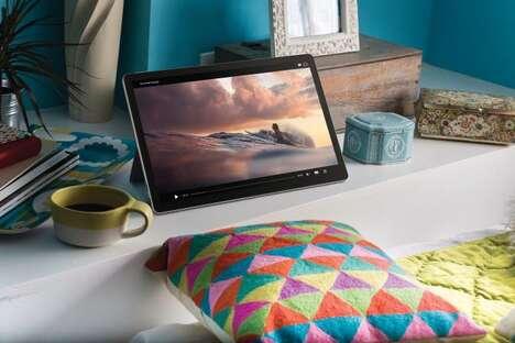 Feature-Rich Convertible Laptops