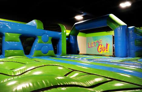 Inflatable Entertainment Complexes