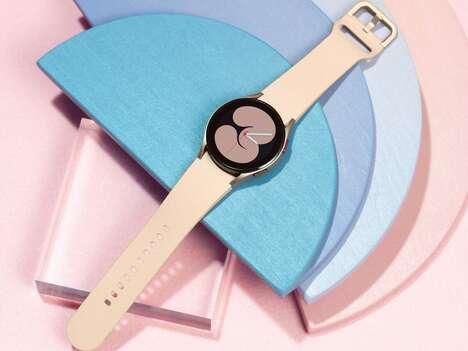 Stylish Sport-Ready Smartwatches