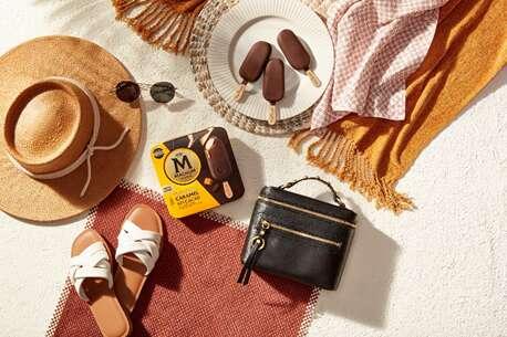 Designer Ice Cream Bags