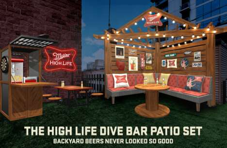 Dive-Inspired Patio Giveaways