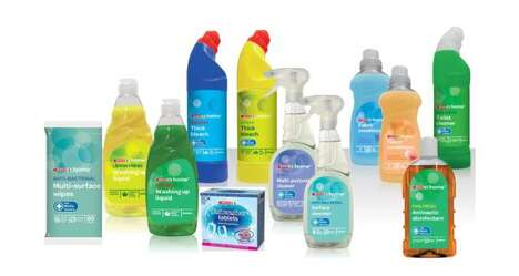 Everyday Own-Brand Cleaning Products