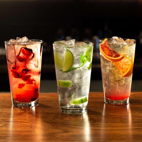 Cafe-Created Sparkling Spritzes