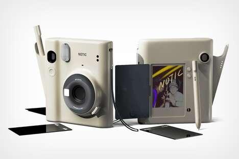 Customizable Polaroid Cameras