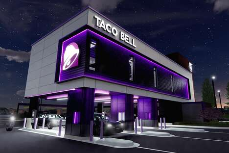 Digitized Fast Food Restaurants