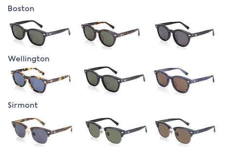 Biodegradable Sunglasses
