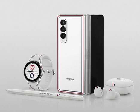 Fashion-Branded Mobile Technology Products