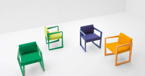 Comfortable Contemporary Chairs
