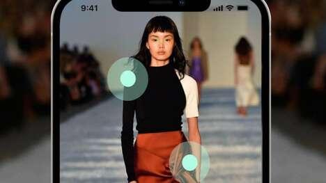 Runway Fashion Pop-Ups