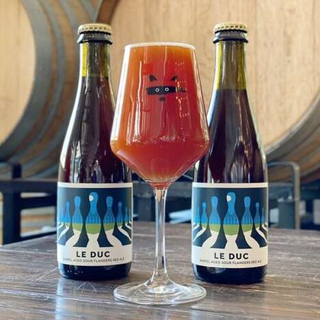 Sour Fruit-Infused Beers