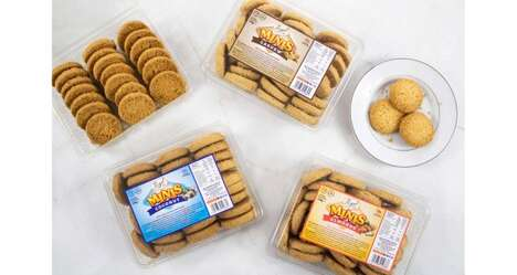 Snack-Ready Cookie Ranges