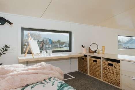 Loft-Linking Tiny Homes