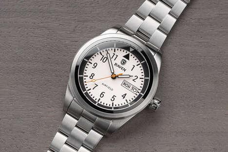 Hybrid Field Pilot Timepieces