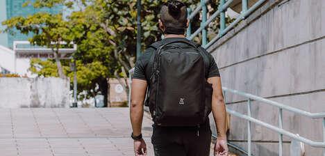 Versatile Expanding Backpacks