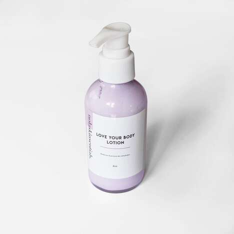 Sustainable Hydrating Body Lotions