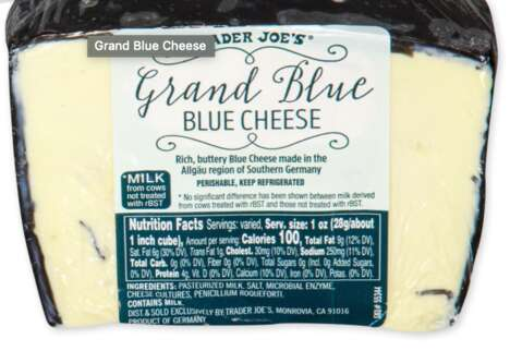 Ultra-Rich Blue Cheeses