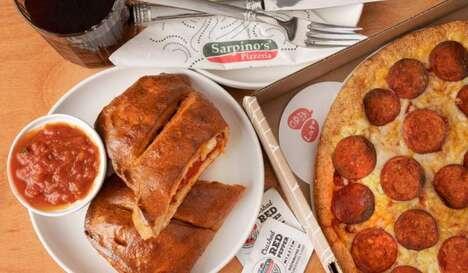 Plant-Based Pepperoni Pizza