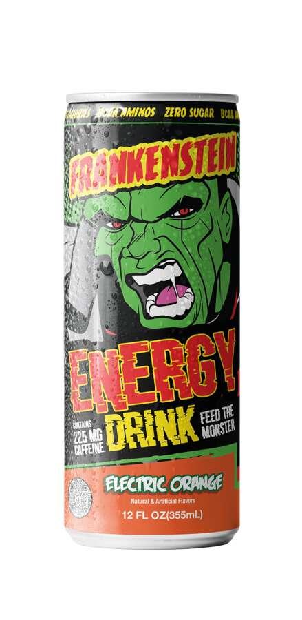 Monster-Branded Beverages