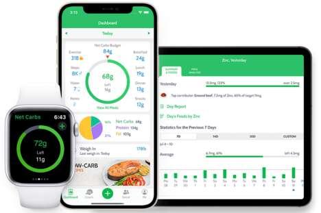 Keto-Specific Health Apps