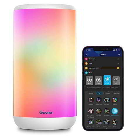 Customization-Focused Smart Lights