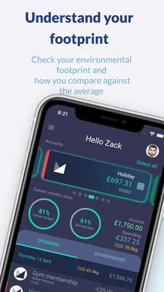 Environment-Focused Finance Apps