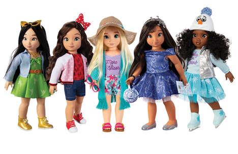 Expressive Fashion Dolls