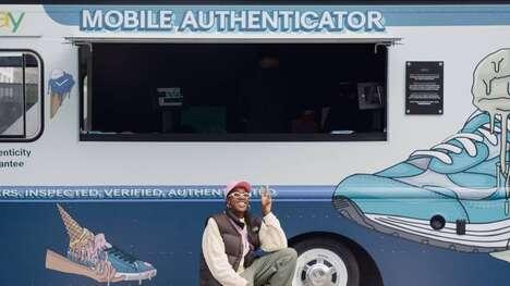 Mobile Sneaker Authenticators