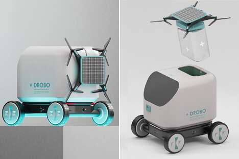 Solar-Powered Medical Robots